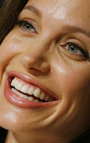 Angelina Jolie wallpaper called AJ