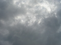 ALIEN AEROSTOCKIAN FACES IN THE CLOUDS - ufo-and-aliens photo