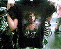 Alice T-Shirt  - twilight-series photo