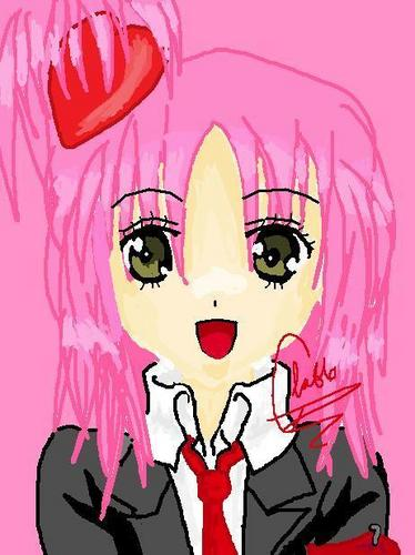 Amu - shugo-chara Fan Art