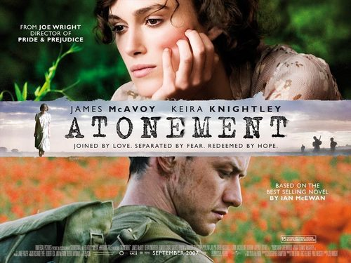 Book to Screen Adaptations wolpeyper called Atonement