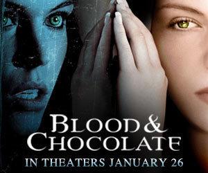 BLOOD & Sô cô la