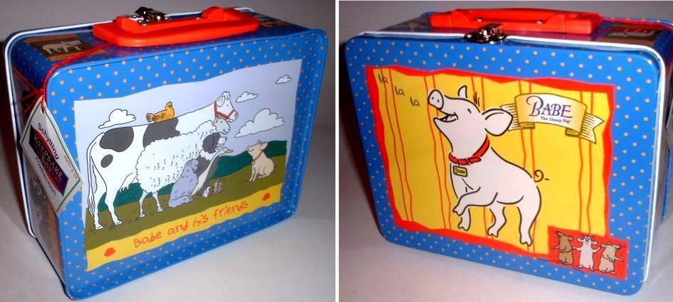 Babe Lunch Box
