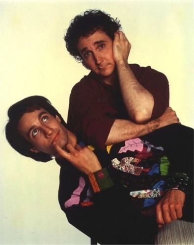 Perfect Strangers wallpaper entitled Balki & Larry