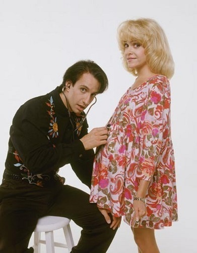 Perfect Strangers wallpaper called Balki & Mary Anne