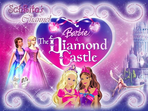 barbie and the Diamond castelo