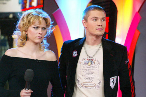 Chad and Hilarie پیپر وال called CH
