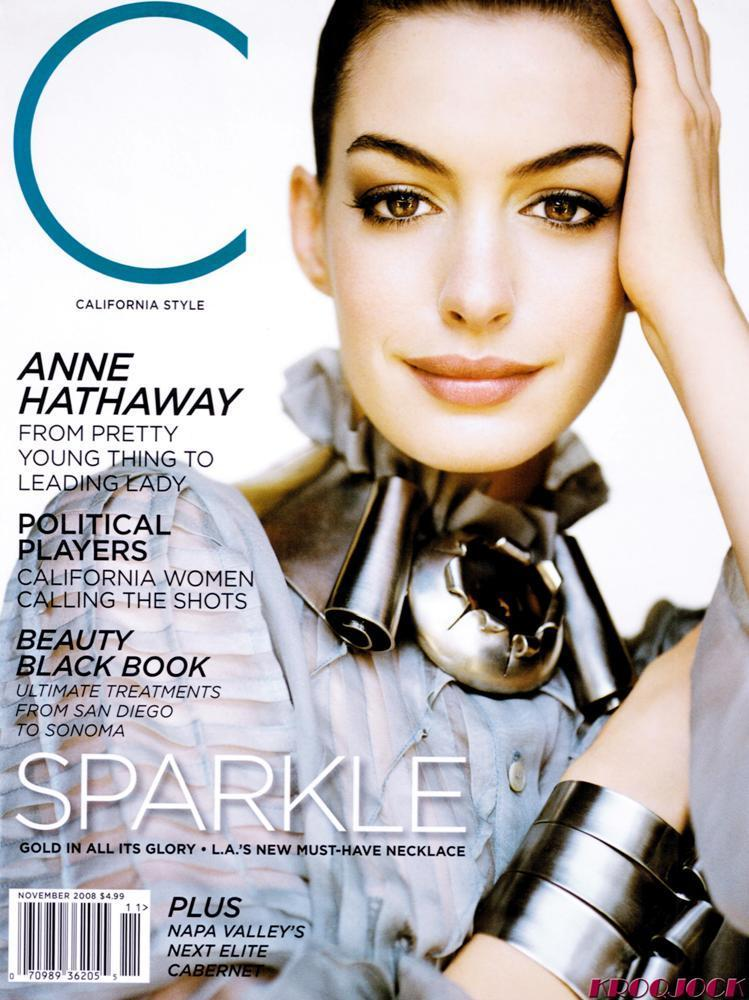 california style magazine anne hathaway photo 2688450 fanpop