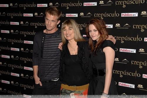 Cam, Catherine and Kristen