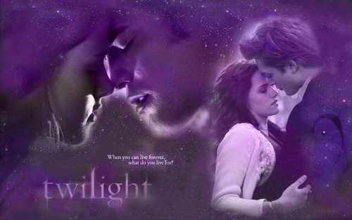 Can't stay away from you - twilight-series Wallpaper