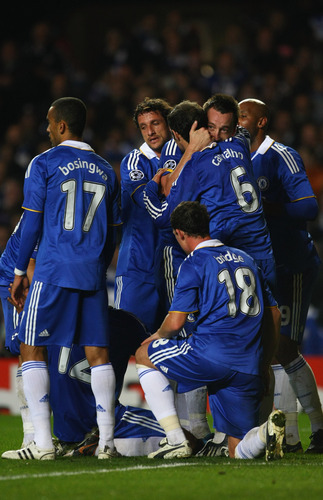 Chelsea Fc vs. Roma - chelsea-fc Photo