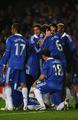 Chelsea Fc vs. Roma