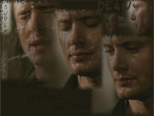 Dean Winchester's not a demon