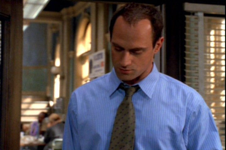 Law and Order SVU Det. Elliot Stabler