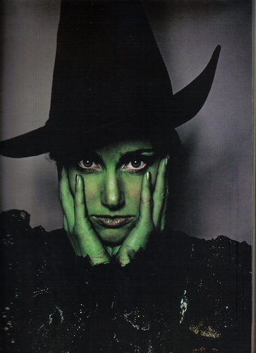 Wicked wallpaper entitled Elphaba
