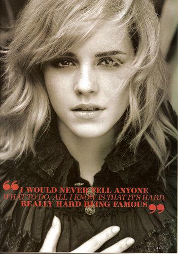 Emma - Flare Magazine
