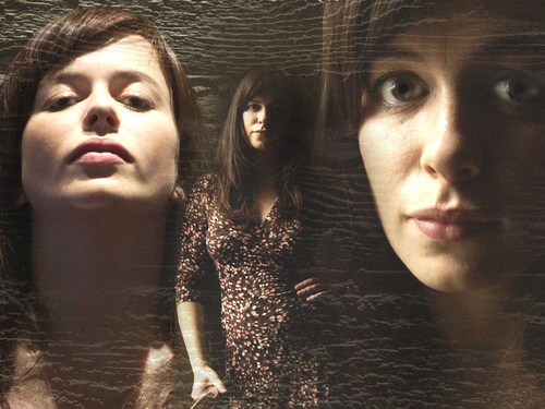 Eve Myles wallpaper entitled Eve