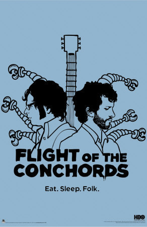 Flight of the Conchords wallpaper titled Flight of the Conchords