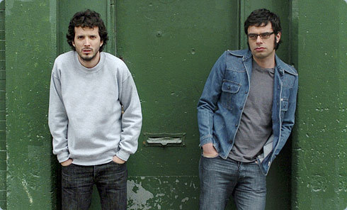 Flight of the Conchords wallpaper possibly containing a dumpster entitled Flight of the Conchords