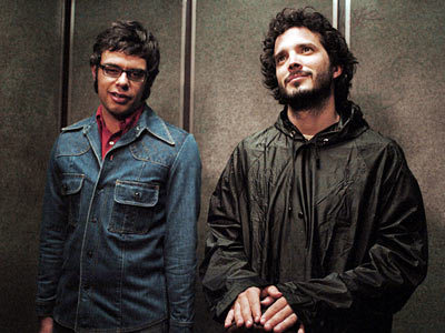 Flight of the Conchords দেওয়ালপত্র titled Flight of the Conchords