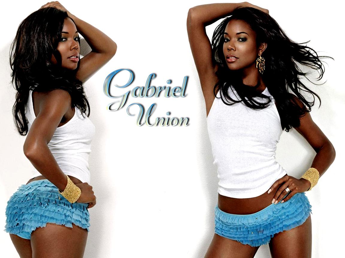 Sexy Girl : Gabrielle Union nue dans de nouvelles
