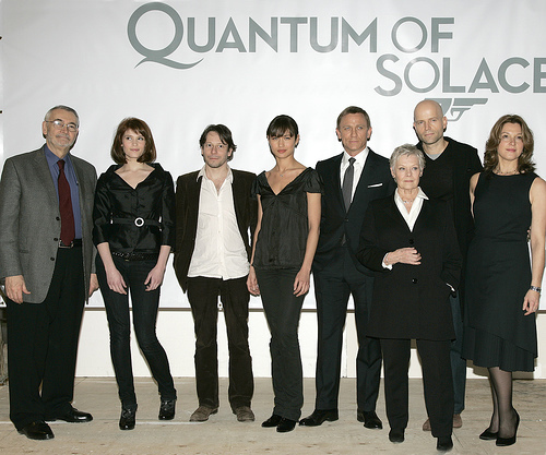 Gemma in the Quantum of Solace