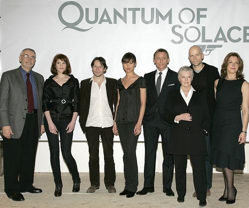 Gemma in the Quantum of Solace