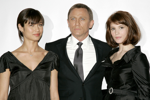 Quantum of Solace Premiere