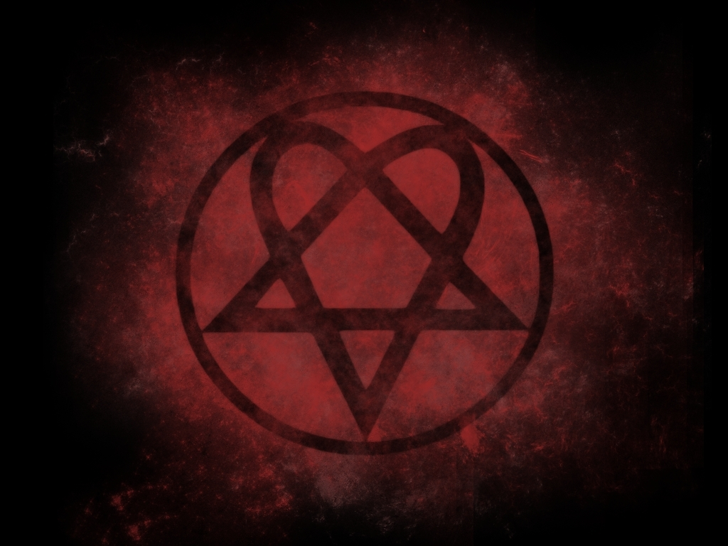Heartagram - HIM Wallpaper (2696700) - Fanpop