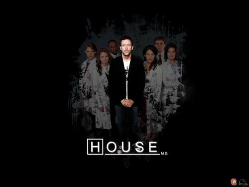 House md fond d'écran