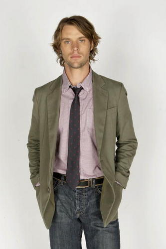 Jesse Spencer: renard Photoshoot