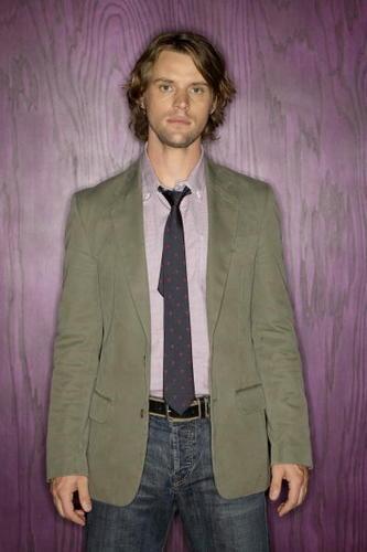 Jesse Spencer: renard Photoshoot