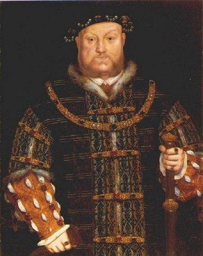 King Henry VIII 1542