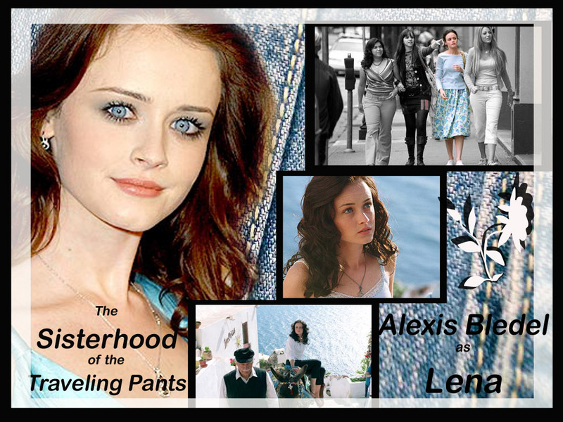 Lena - Sisterhood of the Traveling Pants Wallpaper (2668489) - Fanpop