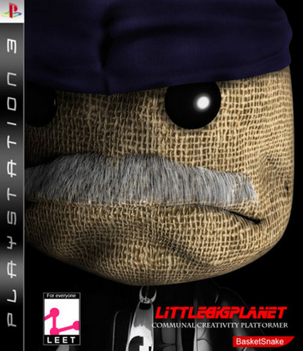LittleBig Solid Snake - little-big-planet Photo