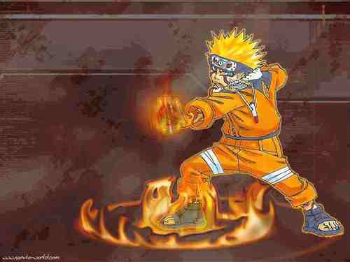 Naruto achtergrond with anime entitled Naruto achtergrond 1