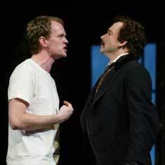 Neil Patrick Harris and Michael Cerveris