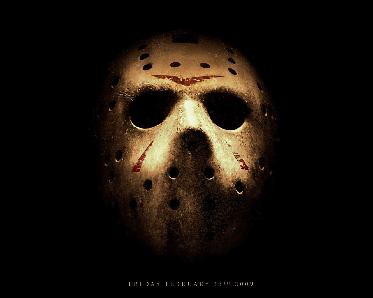 New Friday the 13th kertas dinding