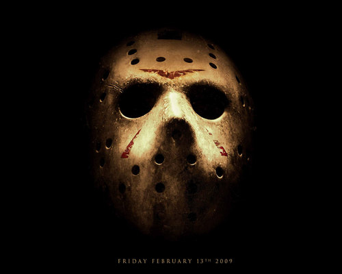 film horror wallpaper titled New Friday the 13th wallpaper