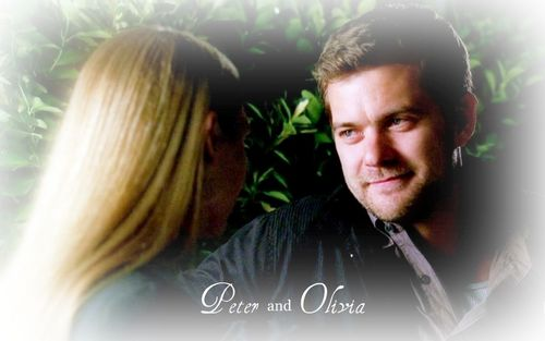 Peter &amp; Olivia wallpaper - polivia Wallpaper