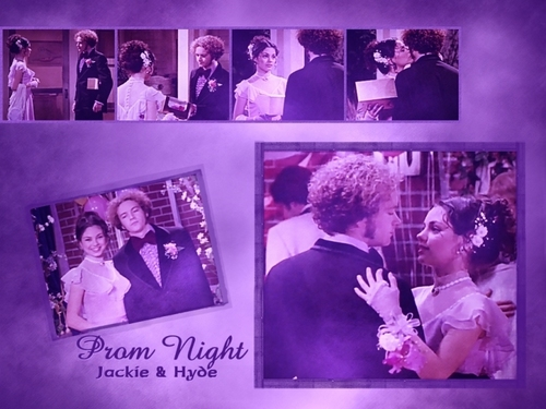 Jackie & Hyde Обои titled Prom Night
