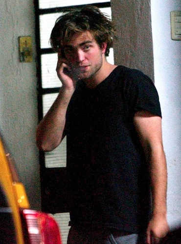 Rob in Mexico