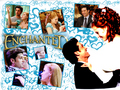 Robert and Giselle - enchanted wallpaper