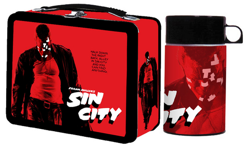 Lunch Boxes wallpaper titled Sin City Lunch Box