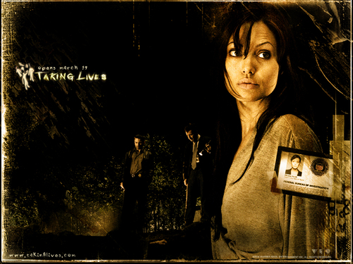 Angelina Jolie wallpaper entitled Taking Lives - Join the spot