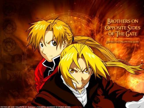 The Brothers Elric