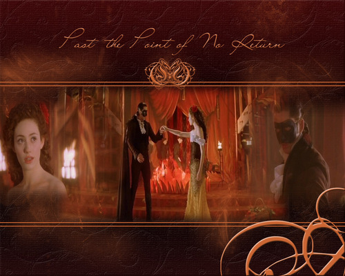 Il fantasma dell'Opera wallpaper entitled The Phantom Of The Opera