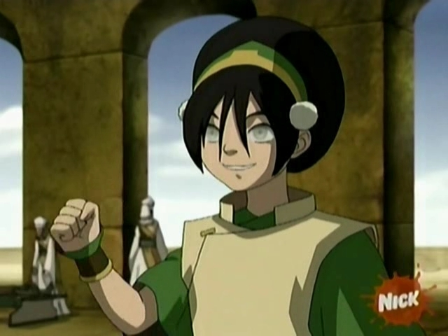 Avatar: The Last Airbender images Toph wallpaper and background photos ...: www.fanpop.com/clubs/avatar-the-last-airbender/images/2662066/title...