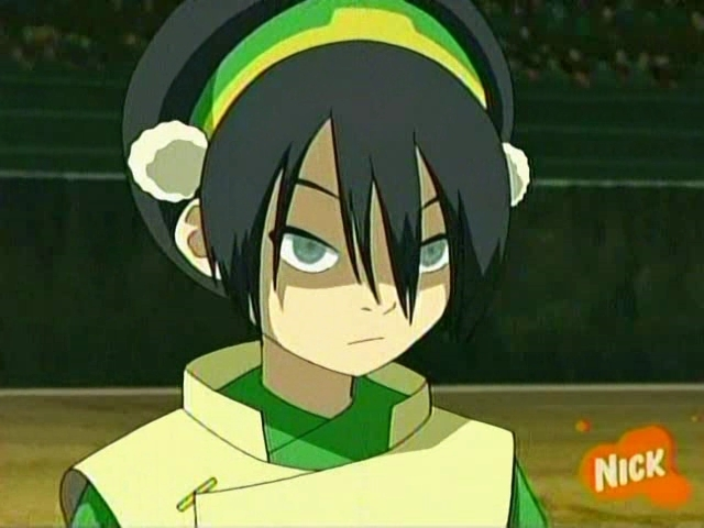 Toph avatar the last airbender legends never die roleplaygateway