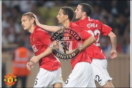United in the uefa Super Cup
